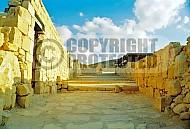 Mamshit Nabatean House 005