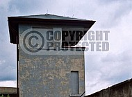 Sachsenhausen Camp Wall and Watchtower 0005