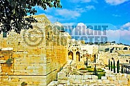 Jerusalem Old City Southern And Western Wall Excavation 005