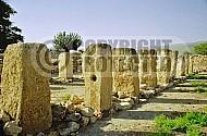 Tel Hazor Storehouse 004
