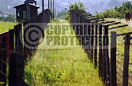 Majdanek Barbed Wire Fence 0004