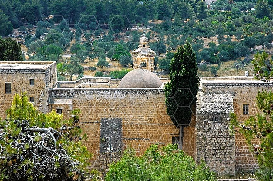 Jerusalem Valley Of The Cross 005