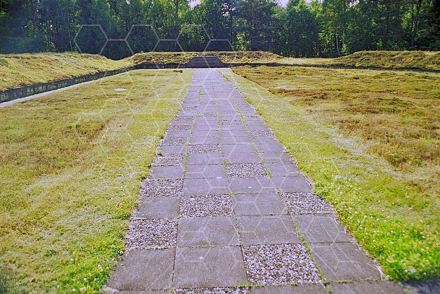 Bergen Belsen Crematorium 0001