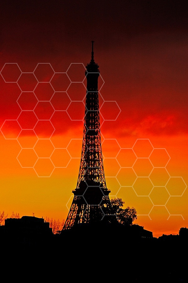 Paris - Eiffel Tower 0036