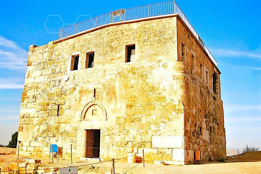 Zippori Crusader Fortress 001