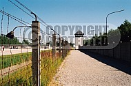 Dachau Barbed Wire Fence 0002