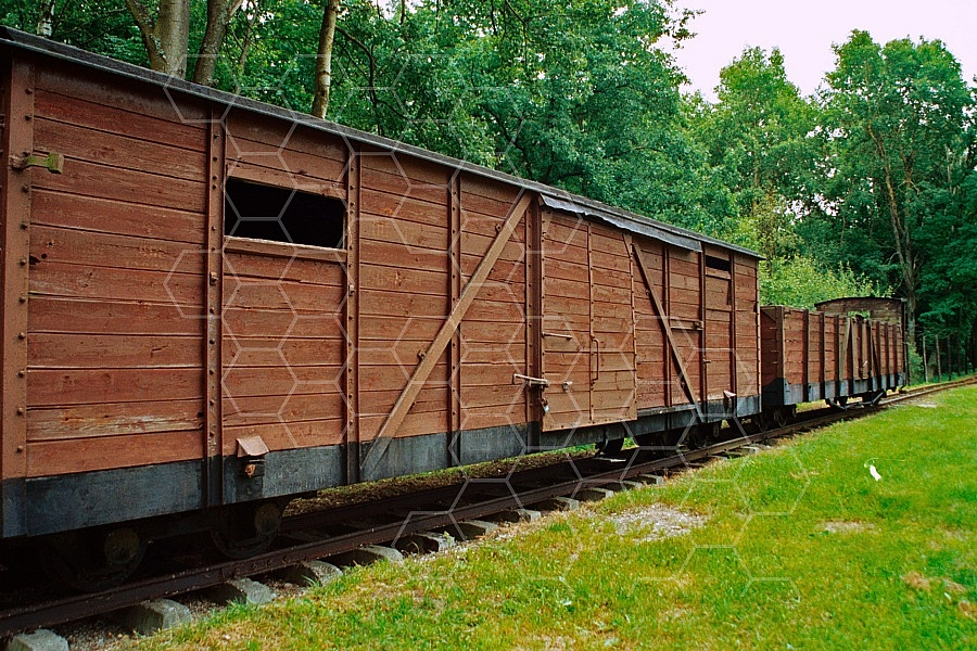 Stutthof Transport Railway Car 0009