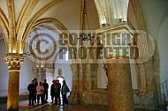Jerusalem Coenaculum Upper Room 009