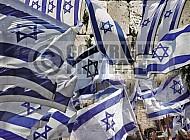 Israel Flag 001