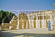 Kfar Nachum - Capernaum Synagogue 009