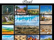 Israel Photo Collages 004