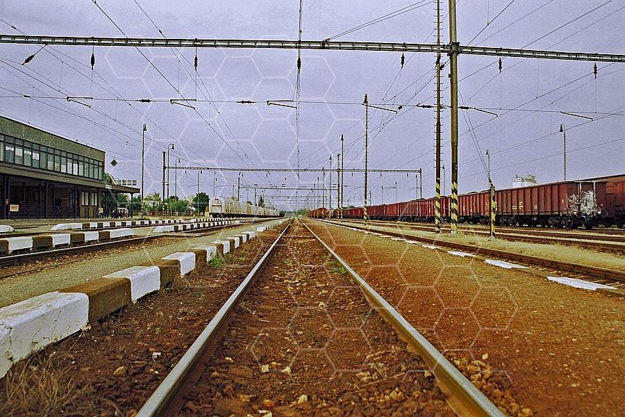 Sered Railway Station 0008