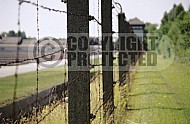 Dachau Barbed Wire Fence 0008