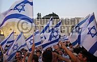 Israel Flag 026