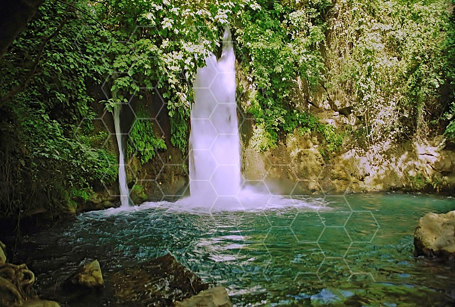 banias waterfall 0002