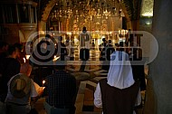 Jerusalem Holy Sepulchre Golgotha 006
