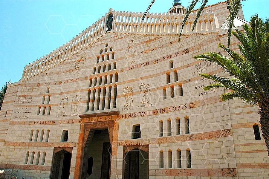 Nazareth Annunciation Basilica 009