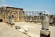 Kfar Nachum - Capernaum Synagogue 007