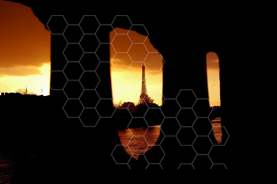 Paris - Eiffel Tower 0011