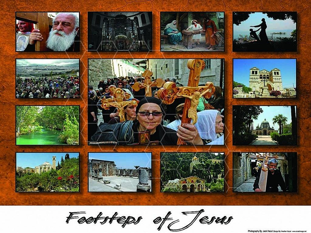 Footsteps Of Jesus 002