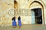 Jerusalem Old City Jaffa Gate 002
