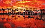 Hawaii Sunset 003