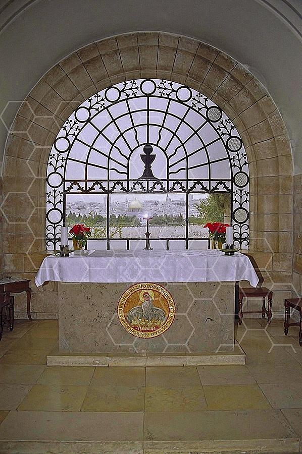 Jerusalem Dom Flevit 018
