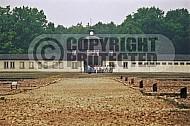 Buchenwald Camp Gate 0002