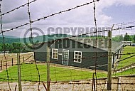 Natzweiler-Struthof Barracks 0002