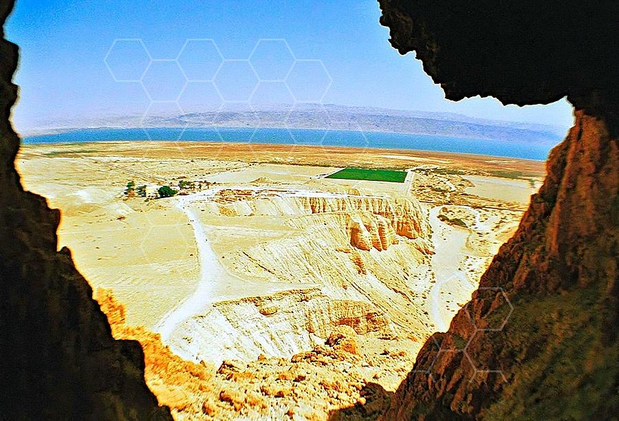 Qumran Caves 006