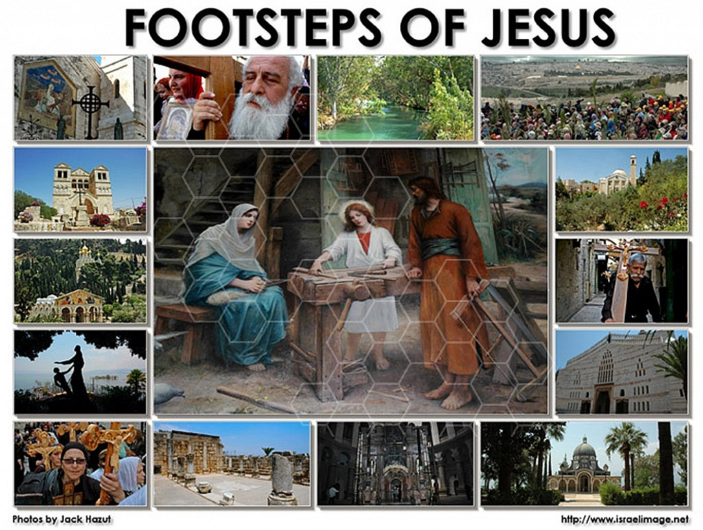 Footsteps Of Jesus 001
