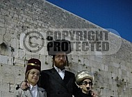 Kotel Purim 031