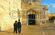 Jerusalem Old City Jaffa Gate 005