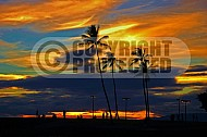Hawaii Sunset 009