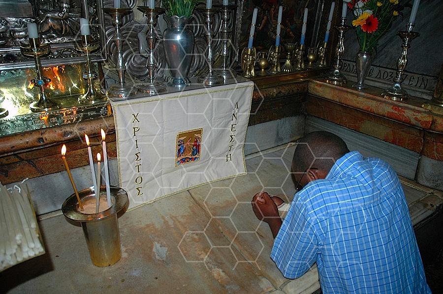 Jerusalem Holy Sepulchre Jesus Tomb 006