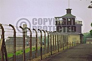Buchenwald Barbed Wire Fence and Watchtower 0008