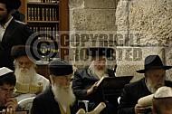 Kotel Purim 016