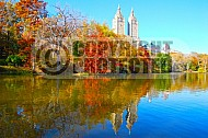 Foliage New York City Central Park 014