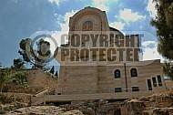 Jerusalem St Peter in Gallicanto 0002