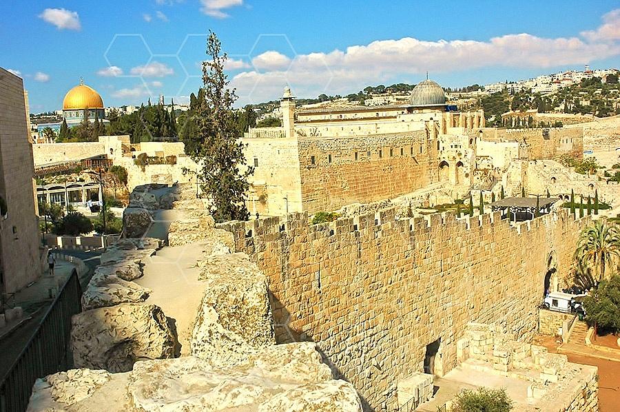 Jerusalem Old City Walls 025