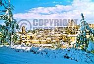 Jerusalem Snow 005