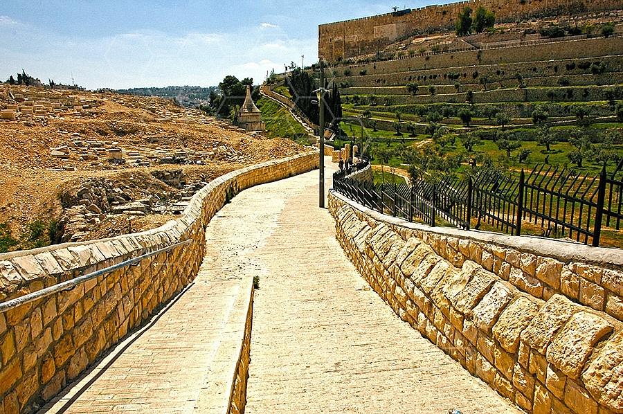 Jerusalem Kedron Valley 011
