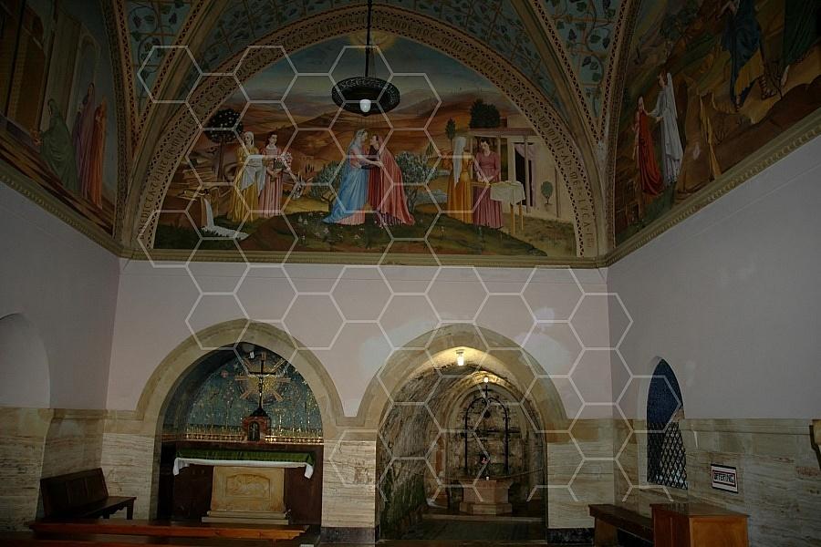 Jerusalem En Karem Church Of The Visitation 0005