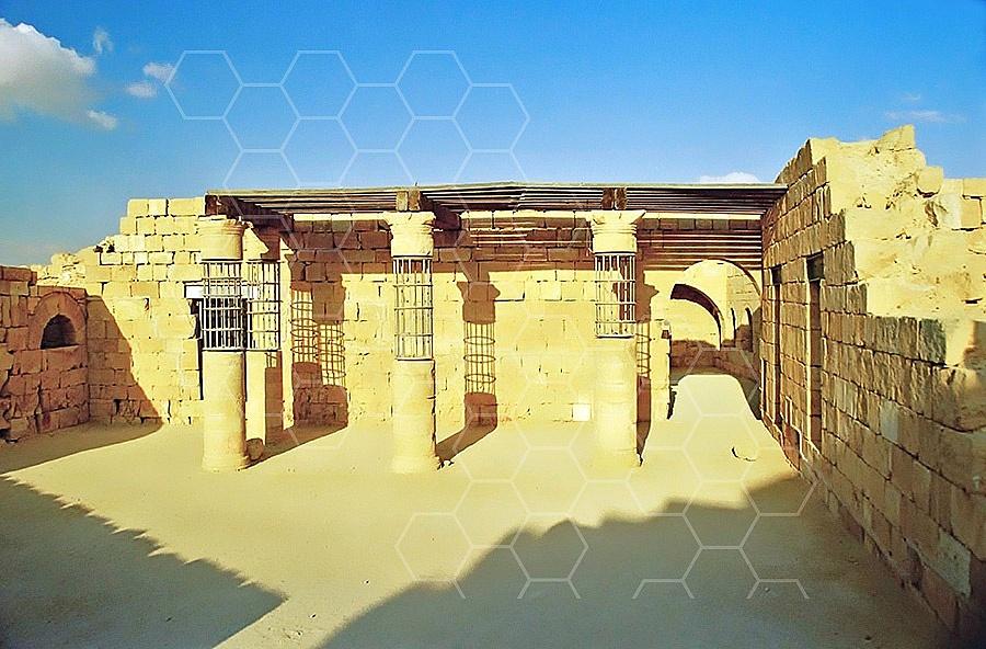 Mamshit Nabatean House 002