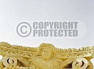 Beit She'an Roman Column 006