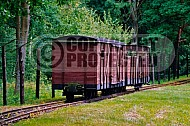 Stutthof Transport Railway Car 0003