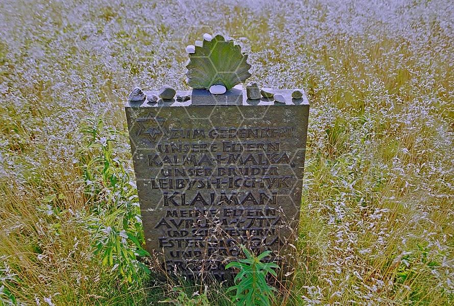 Bergen Belsen Jewish Memorial 0012