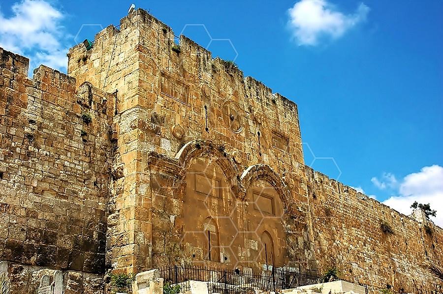 Jerusalem Old City Golden Gate 001