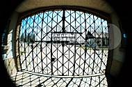 Dachau Entrance Gate 0006