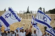 Israel Flag 012